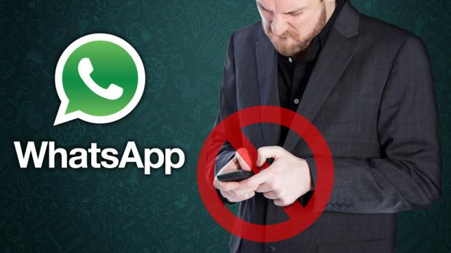 WhatsApp-Blocker: Erkennen, welche Kontakte Sie geblockt haben WhatsApp hat zwar fast jeder auf dem Smartphone, aber nicht jeder möchte in Kontakt bleiben. Finden Sie mit ein paar simplen Tricks heraus, ob andere Personen Sie auf dem Messengerdienst blockieren.©bruno135_406 - Fotolia.com, WhatsApp