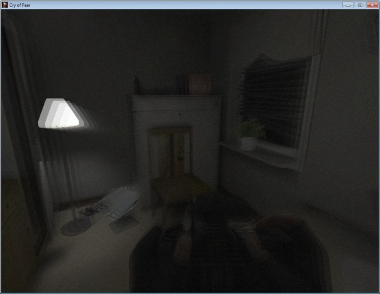 Screenshot 1 - Cry of Fear