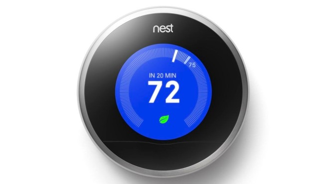 Thermostat von Nest © Nest
