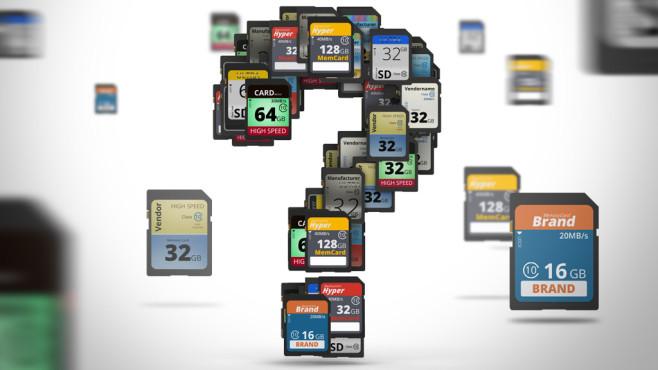 SD-Karte: So finden Sie die perfekte Speicherkarte©iuneWind – Fotolia.com