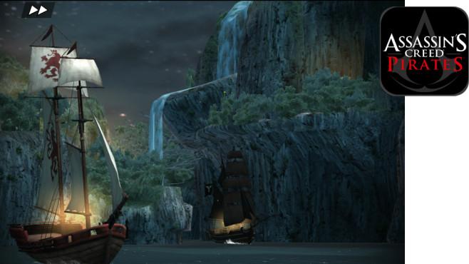 Assassin's Creed Pirates ©Ubisoft