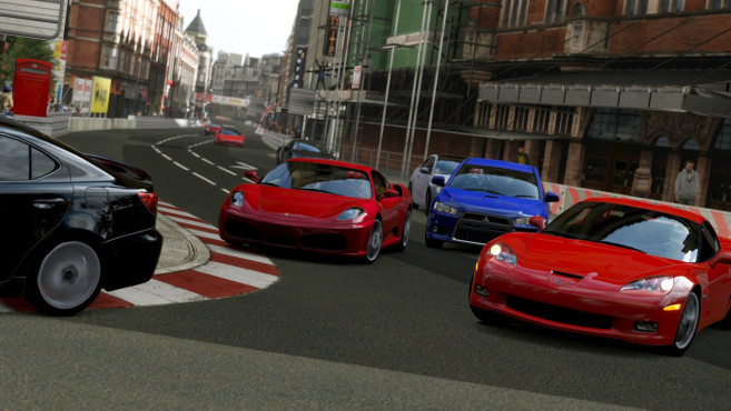 Rennspiel Gran Turismo 5: Server-Abschaltung©Sony