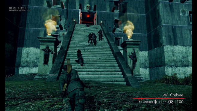 Sniper Elite Zombie Army 2 ©Mastertronic/Avanquest