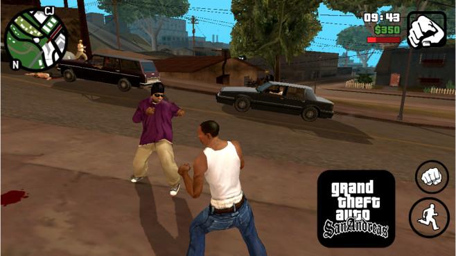 GTA San Andreas ©Rockstar Games