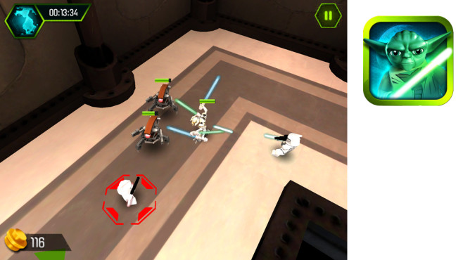 Lego Star Wars – The Yoda Chronicles ©The LEGO Group