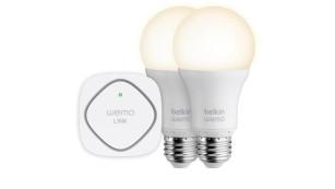 WeMo Smart LED Bulb©Belkin