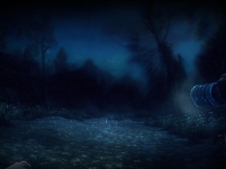 Screenshot 1 - Haunt: The Real Slender Game (Mac)