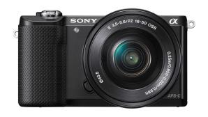 Sony Alpha 5000©Sony