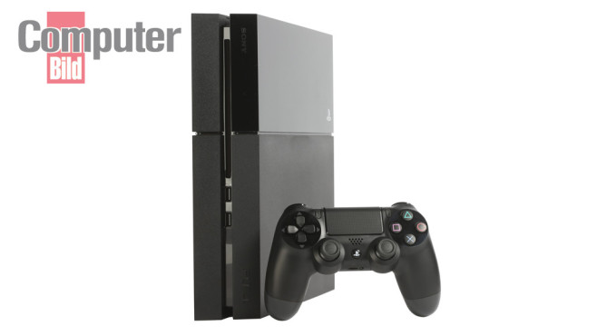 PS4 Update©COMPUTER BILD SPIELE