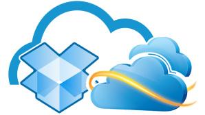 Windows-Bibliotheken Cloud-Speicher auslagern©COMPUTER BILD, Dropbox, Microsoft