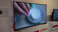 Konka Curved Screen TV © COMPUTER BILD