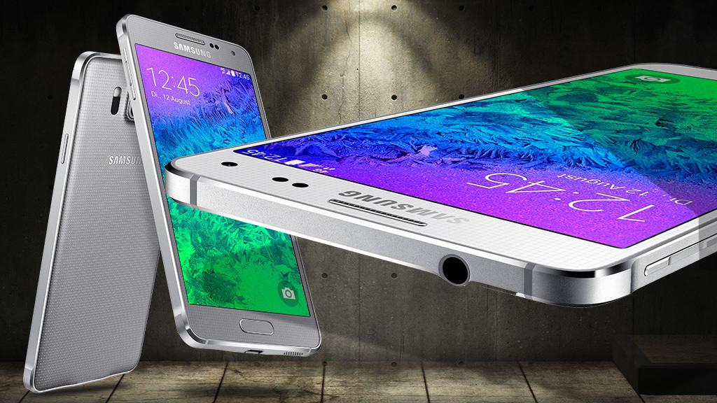 Samsung Galaxy Alpha©Samsung, arquiplay77 - Fotolia.com
