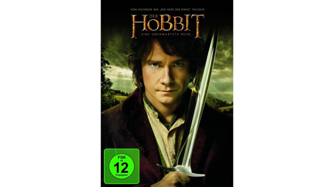 Der Hobbit – Eine unerwartete Reise (DVD) © Warner Home Video