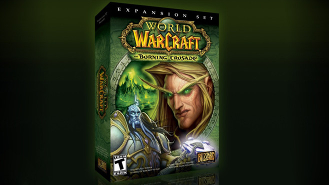 World of Warcraft – The Burning Crusade (PC) © Blizzard Entertainment