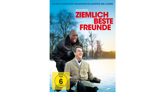 Ziemlich beste Freunde (DVD) © Senator Home Entertainment