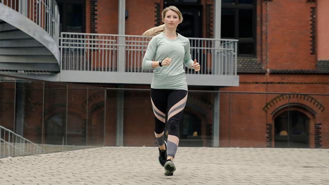 Wearables zum Joggen©COMPUTER BILD / Prime Time Fitness Hamburg