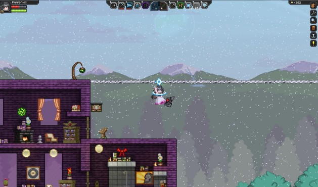 Starbound: Techs und Fundorte © Chucklefish
