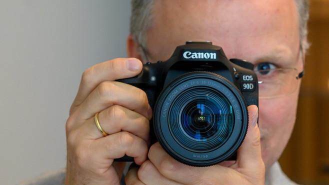 Canon EOS 90D ©COMPUTER BILD