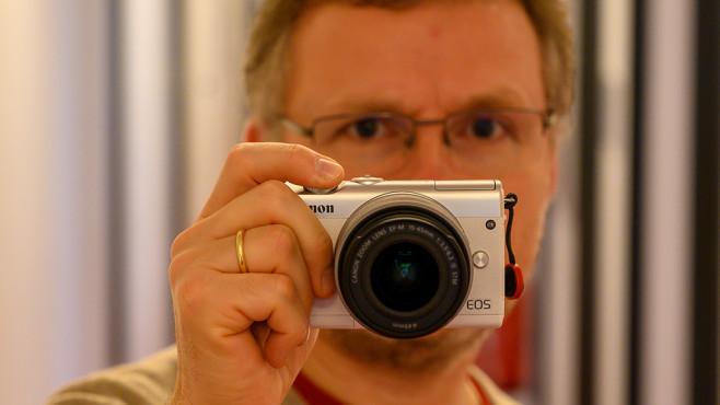 Canon EOS M200 ©COMPUTER BILD
