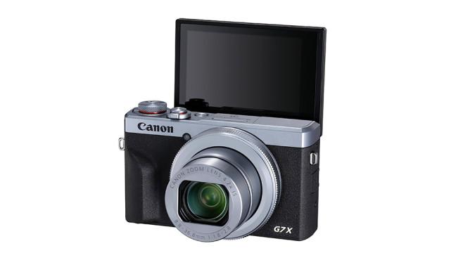 Canon Powershot G7X Mark III ©Canon