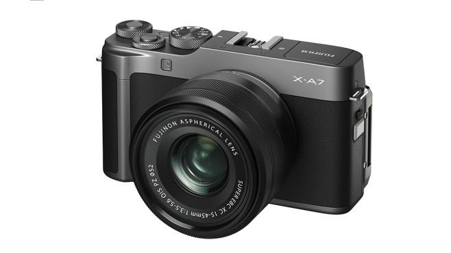 Fujifilm X-A7 ©Fujifilm