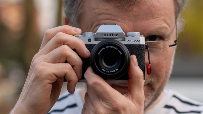 Fujifilm X-T200 ©Fujifilm
