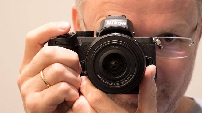 Nikon Z50 ©COMPUTER BILD