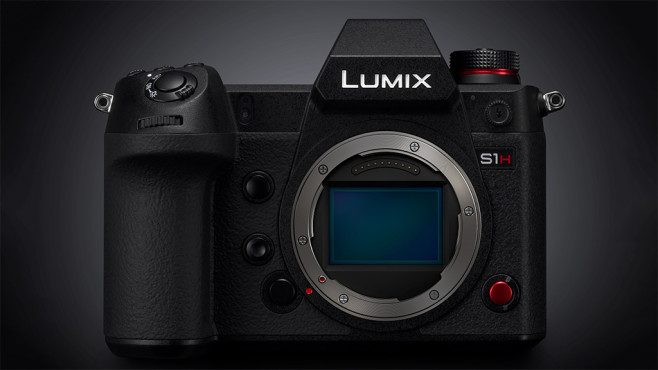 Panasonic Lumix S1H ©COMPUTER BILD