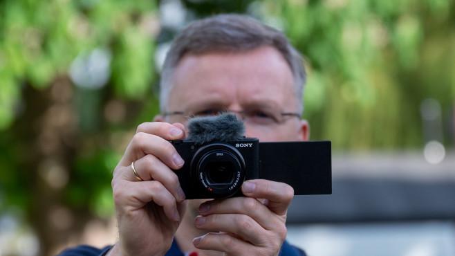 Sony Vlog-Kamera ZV-1 ©Sony