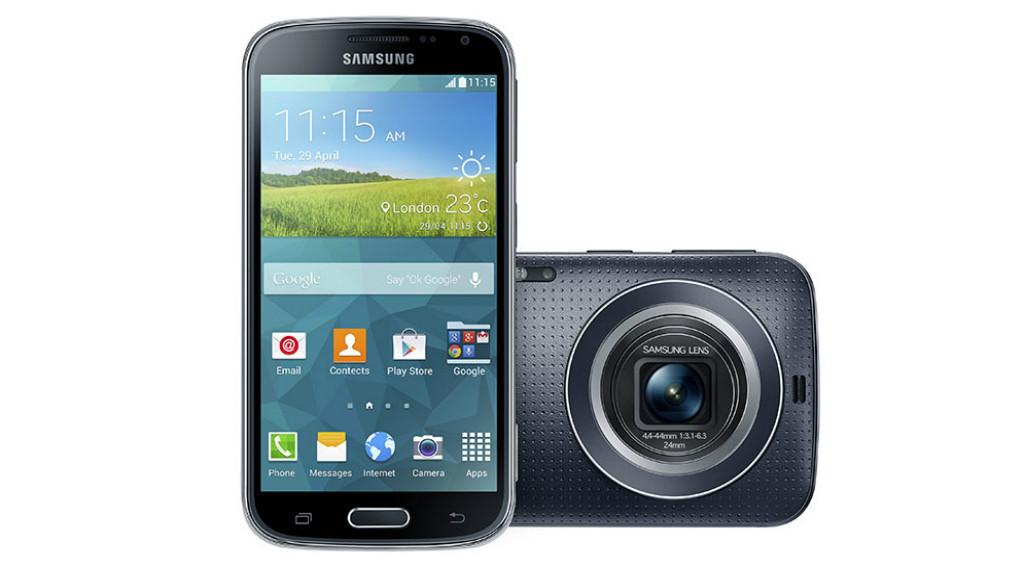 Samsung Galaxy K Zoom©Samsung
