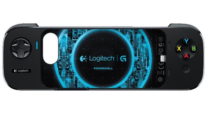 Logitech PowerShell ©Logitech