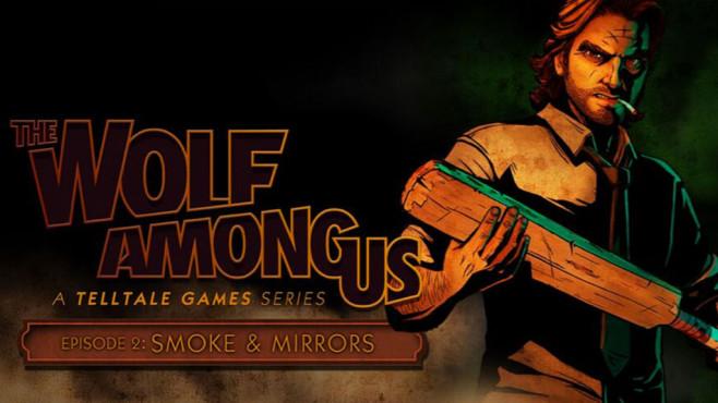 Abenteuerspiel The Wolf Among Us: Episode 2©Telltale Games
