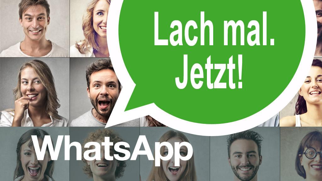 Whatsapp Witze 150 Lustige Spruche Zum Tag Des Witzes Computer Bild