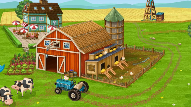 Big Farm © Goodgame