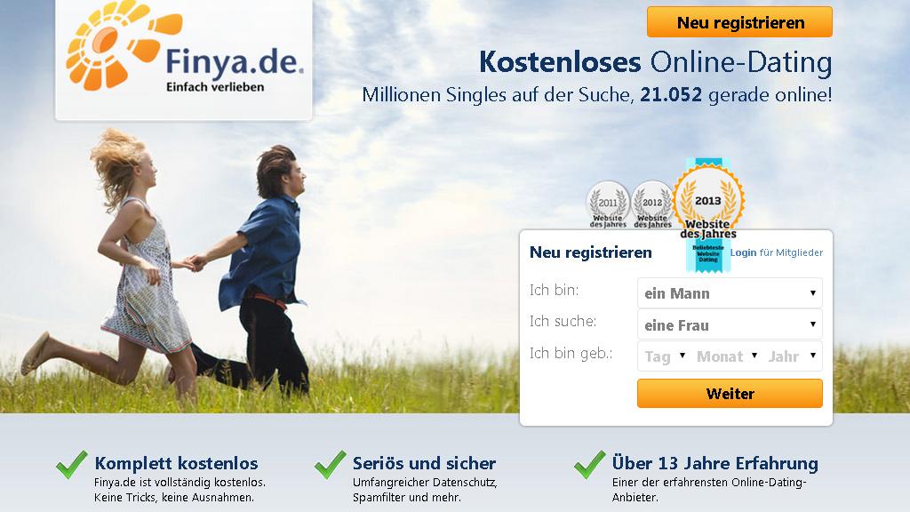 Preisvergleich partnervermittlung internet