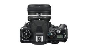 Nikon Df von oben©Nikon