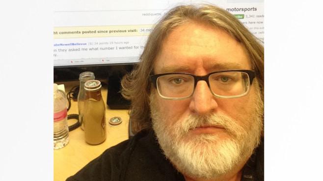 Valve-CEO Gabe Newell©Gabe Newell