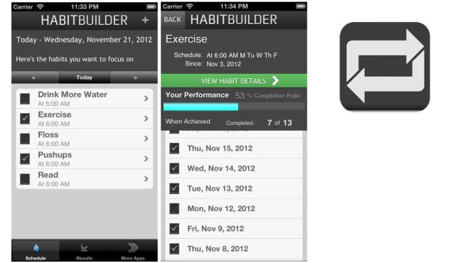 Habit Builder ©TechBase