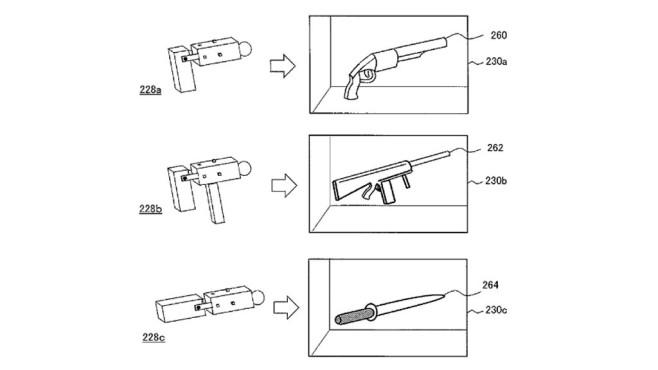 PS4: Controller Patent©uspto.gov / Sony