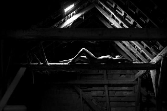 Holzbalken ©Claudia-H
