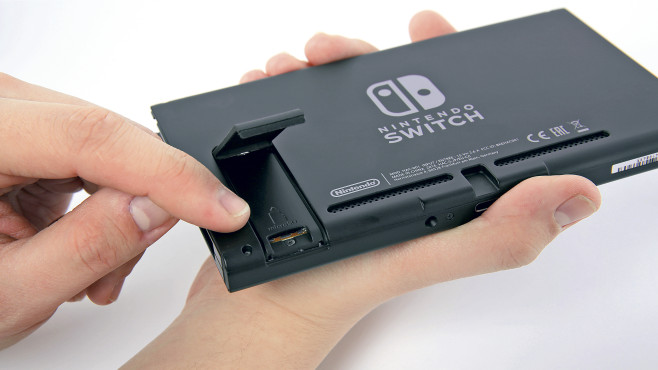 Nintendo Switch © Computer Bild
