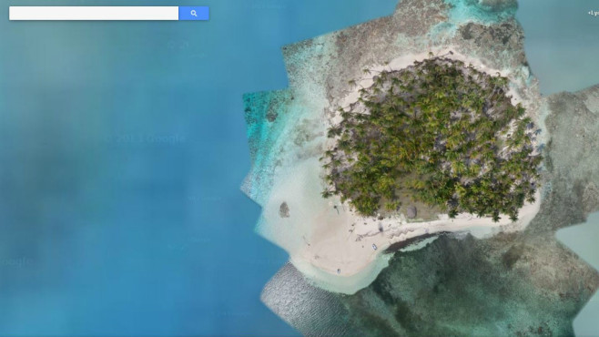 BBQ Island ©Google, COMPUTER BILD