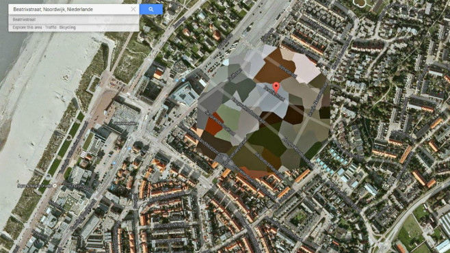 Siedlung Noordwijk (Niederlande) ©Google, COMPUTER BILD