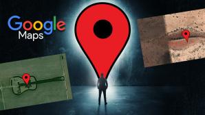 Google Maps: Mysteriöse Orte©Google, alphaspirit - Fotolia.com