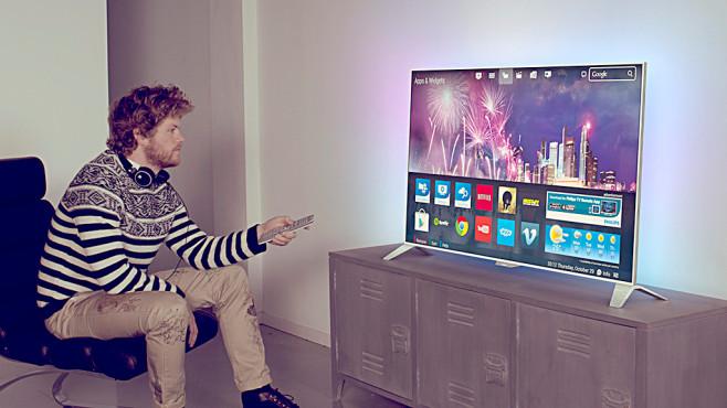 Tv Bild Auf Handy Streamen