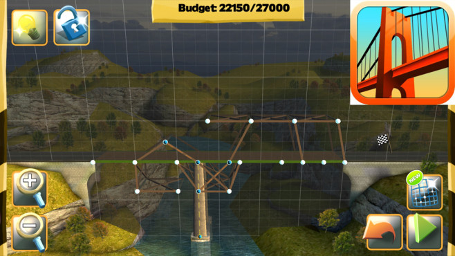 Bridge Constructor © Headup Games GmbH