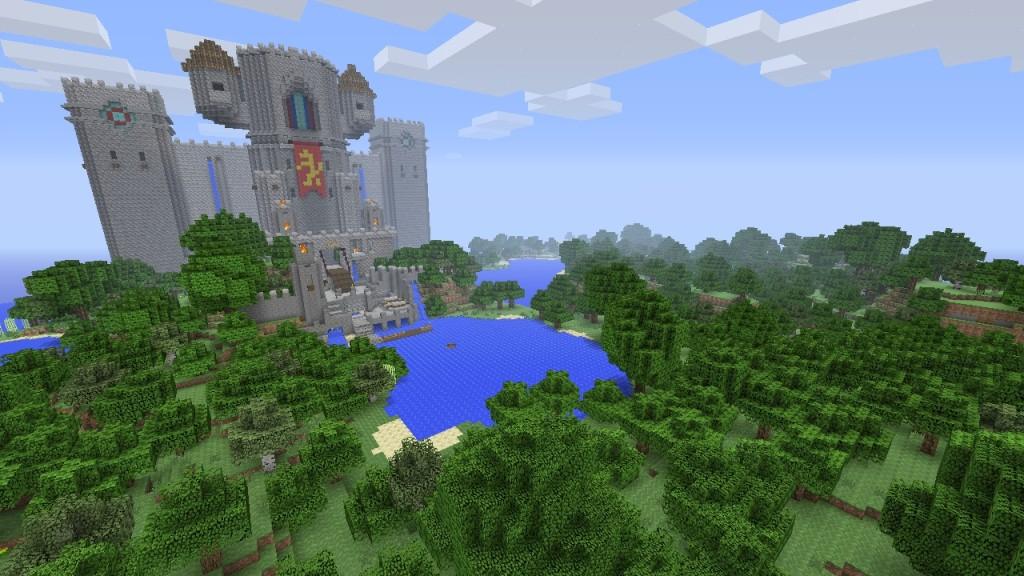 Minecraft PS Edition Im Test Zum Klotzen COMPUTER BILD SPIELE - Minecraft spiele ps3