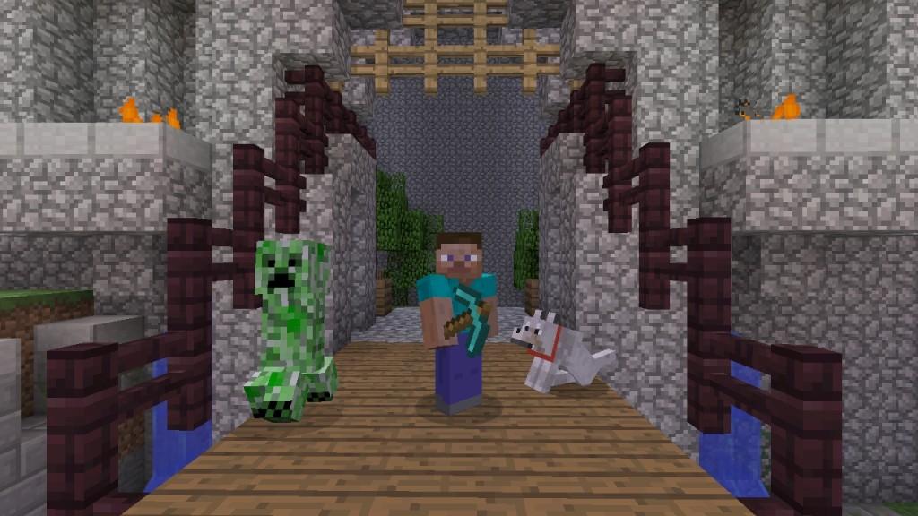 Minecraft PS Edition Im Test Zum Klotzen COMPUTER BILD SPIELE - Minecraft ps3 auf pc spielen