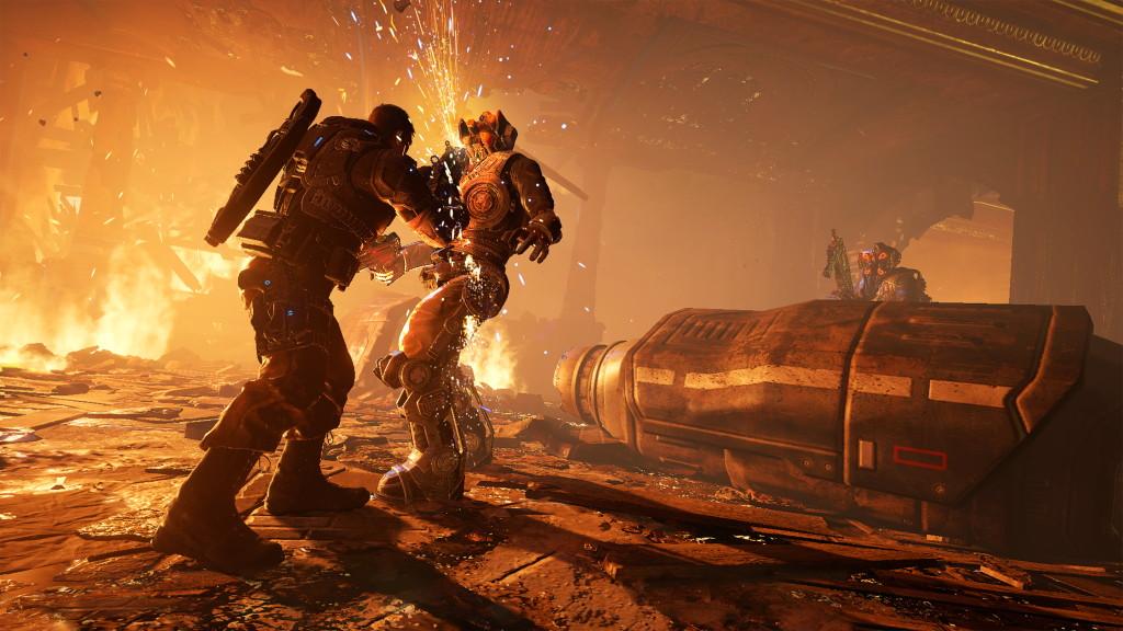 Gears of War 4©Microsoft