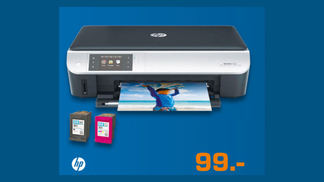 HP Envy 5530 e-All-in-One ©Saturn